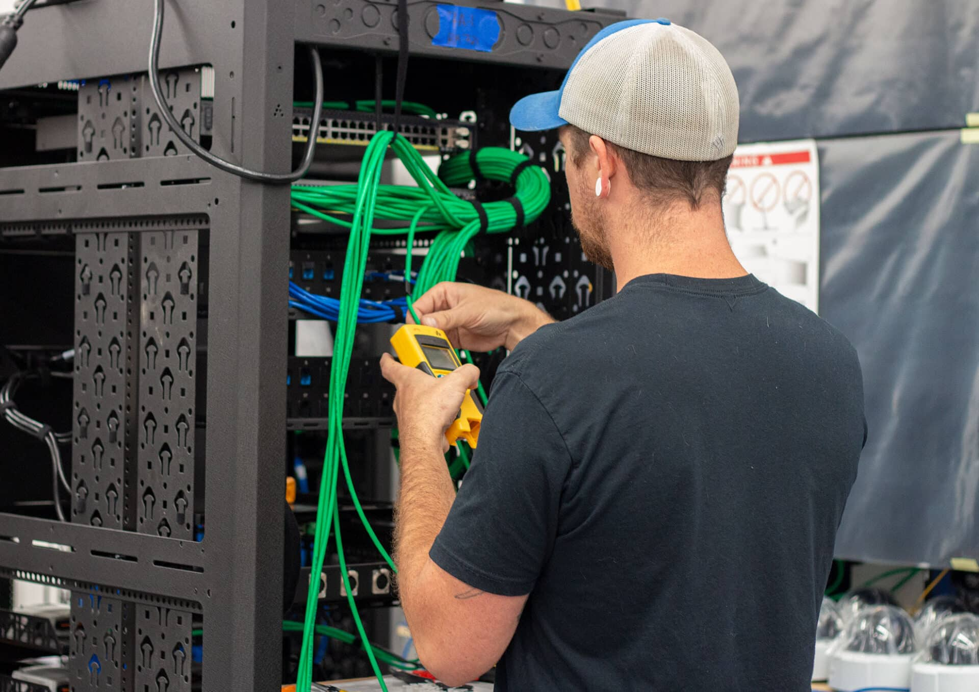 Why Your Company Should Hire A Low-Voltage Expert for Your Buildout