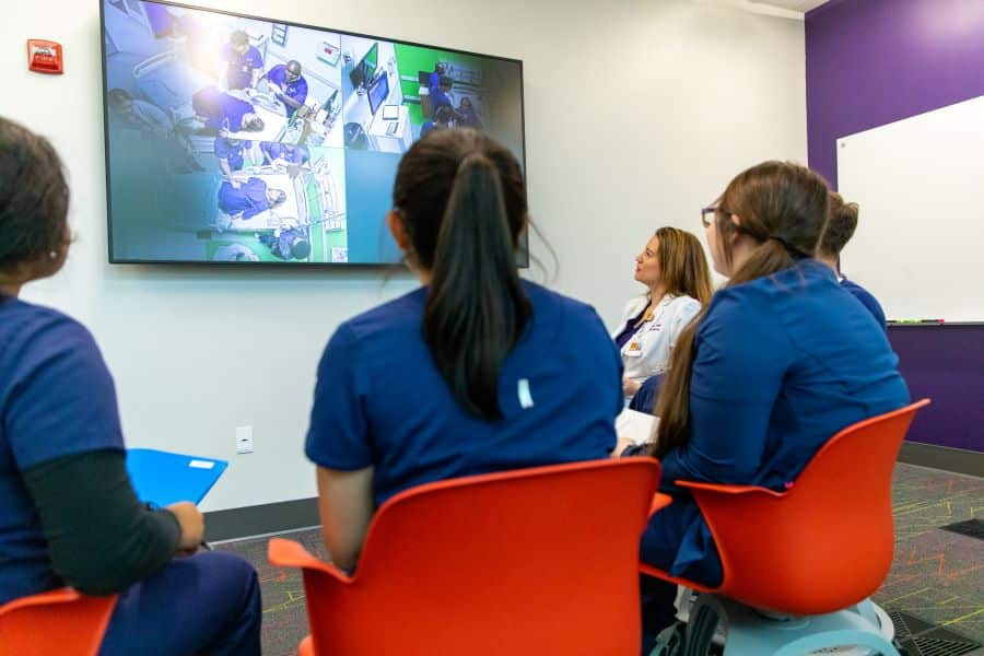 Optimize Your Simulation for Success With the Right Debriefing Setup