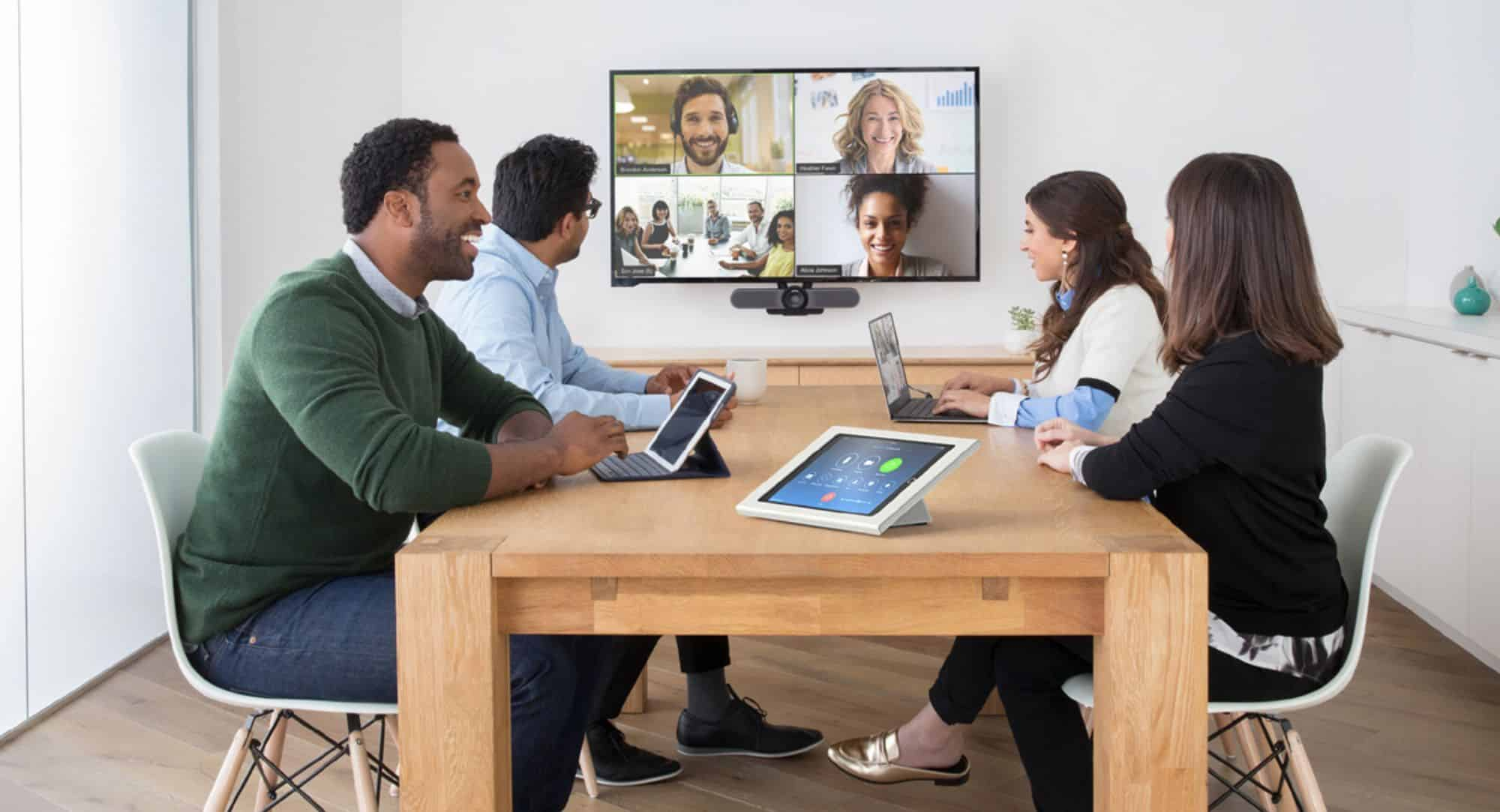Two Easy Ways to Turn Any Meeting Space into a Zoom Room