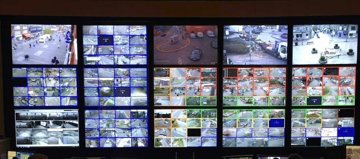 How Video LED Walls Can be Used for Security Monitoring
