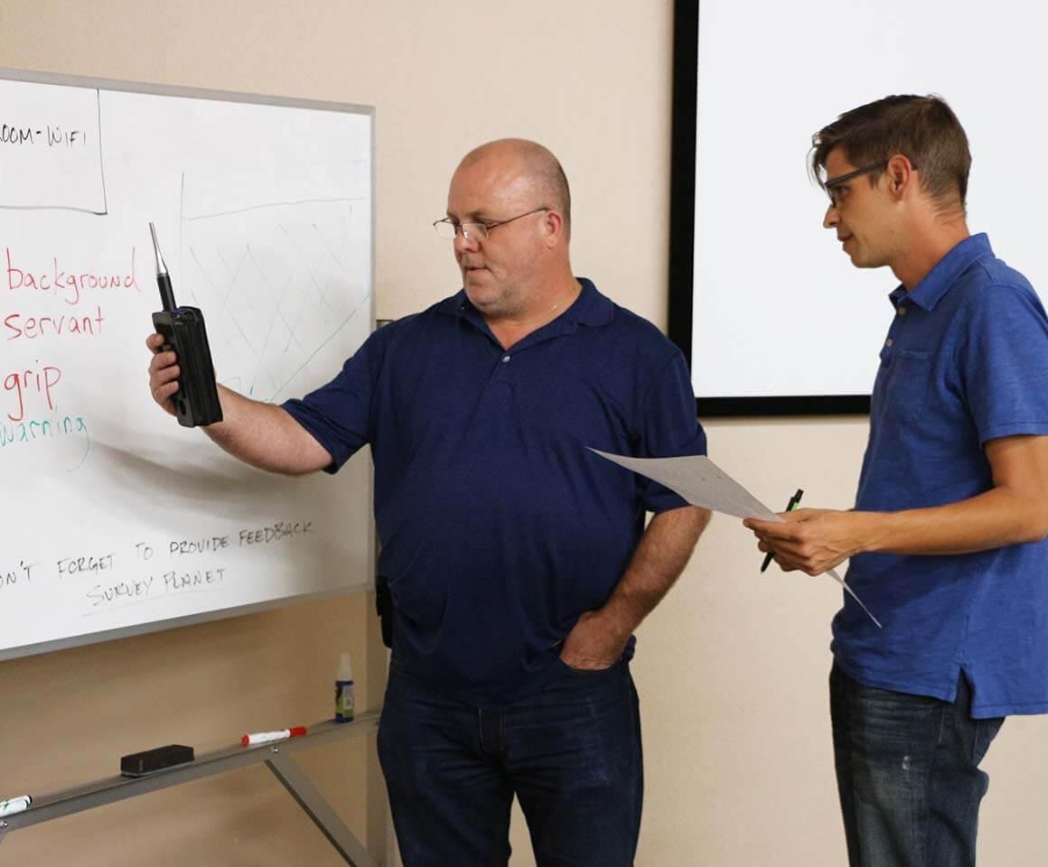 AV9000 Quality Assurance & Training with Level 3 Audiovisual