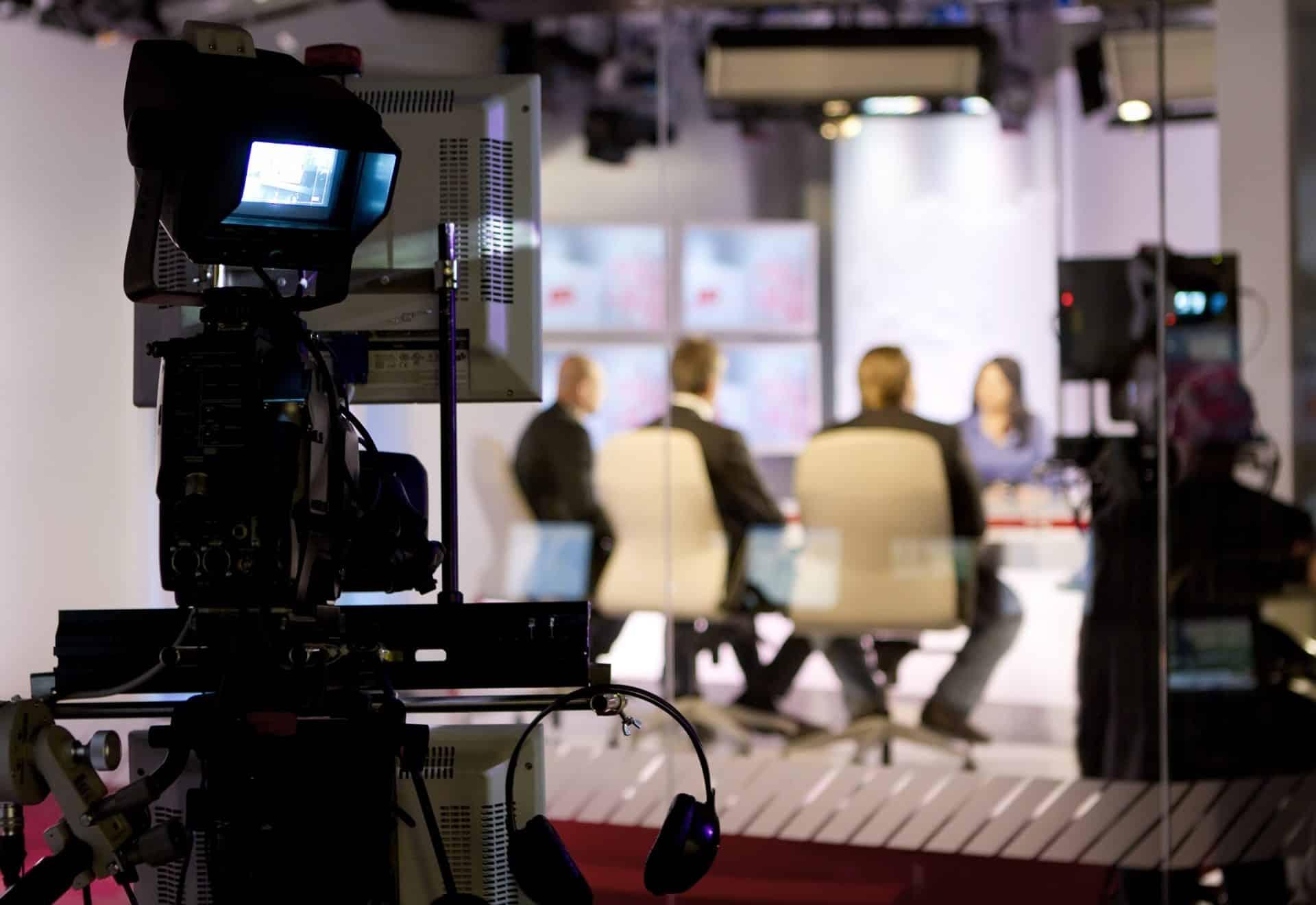 Broadcast TV Video Walls